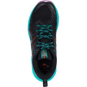 asics Fuji Trabuco Lyte Shoes Women black/baltic jewel
